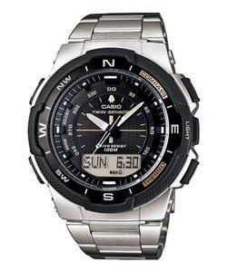 Zegarek Casio SGW-500HD-1BVER OutGear Kompas - 2847547450