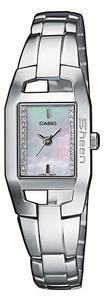 Zegarek Casio SHN-4003SP-7F Sheen Swarovski - 2847547488