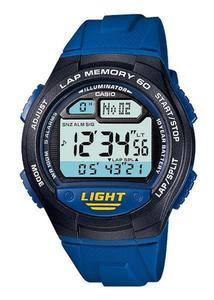 Zegarek CASIO W-734-2AVEF Pacemaker Lap 60 - 2847547527