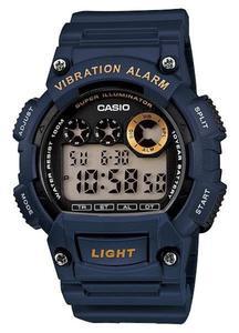 Zegarek CASIO W-735H-2AVEF VIBRA ALARM - 2842855874