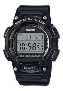 Zegarek CASIO W-736H-1AVEF VIBRA ALARM - 2832895640