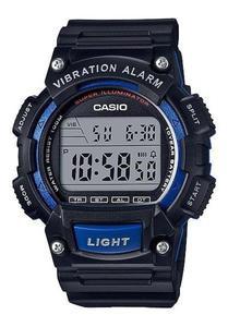 Zegarek CASIO W-736H-2AVEF VIBRA ALARM - 2847547529