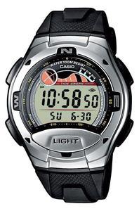 Zegarek Casio W-753-1AV Kompas - 2832895644