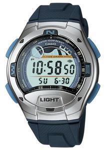 Zegarek Casio W-753-2AV Kompas - 2847547533