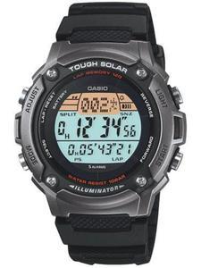 Zegarek CASIO W-S200H-1AVEF SOLAR 120 LAP - 2847547543