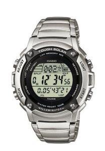 Zegarek Casio W-S200HD-1AVEF Solar - 2847547545