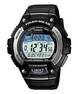 Zegarek Casio W-S220-1AVEF Solar - 2847547546