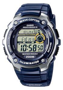 Zegarek Casio WV-200E-2AVEF OutGear Wave Ceptor - 2847547549