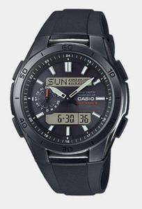 Zegarek CASIO WVA-M650B-1AER SOLAR Wave Ceptor - 2847547556