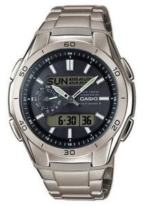 Zegarek CASIO WVA-M650TD-1AER TYTAN SOLAR Wave Ceptor - 2847547559