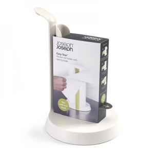 Stojak na ręczniki papierowe plastikowy JOSEPH JOSEPH EASY-TEAR SZARY - 2885009227