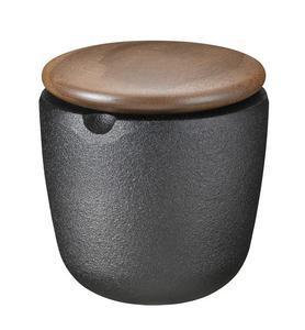 Pojemnik żeliwny na przyprawy SKEPPSHULT WALNUT - 2843432788