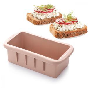 Keksówka / Forma do pieczenia chleba i pasztetu silikonowa TESCOMA DELLA CASA 18,5 x 9,5 CM - 2847503120
