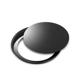 KUCHENPROFI Pastis 24 cm czarna - forma do pieczenia tarty z wyjmowanym dnem stalowa - 2899792191