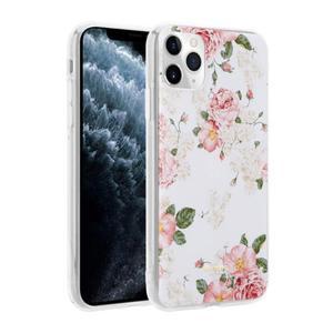 Etui do iPhone 11 Pro Crong Flower Case [różowe kwiaty] - 2902867360