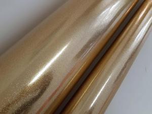 Folia brokatowa złota CDM-131 ROLKA 10mb ( szer.100 cm) - 2876832455