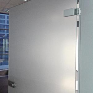Folia matowa mleczna S54 szkło piaskowane - matowa okienna - 2845120848