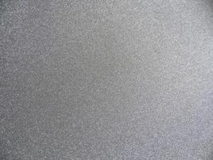 Folia brokatowa srebrna jasna CDM-127 ROLKA 5mb ( szer 100cm) - 2875544661