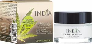 Krem do Twarzy dla Cery Dojrzałej na Dzień i na Noc, 50 ml India Cosmetics - 2840788247