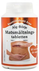Tabletki Usprawniające Trawienie, Suplement Diety, Matsmältnings-tabletten, Alg-Börje - 2837893452