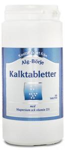 Kalktabletter Wapń, Alg-Börje Suplement Diety - 2847867467