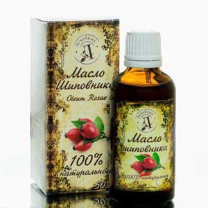Olej z Owoców Dzikiej Róży, 50 ml 100% Naturalny - 2848957089