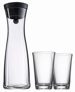 WMF BASIC 1l - karafka do wody z 2 szklankami 250ml - 2878857078