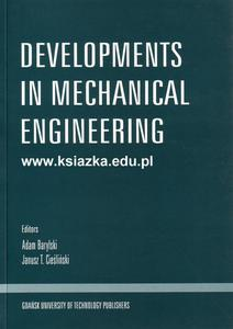 Developments in mechanical engineering vol. 2 - 2619309517