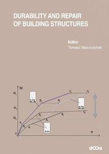 Durability and Repair of Building Structures - 2619310165