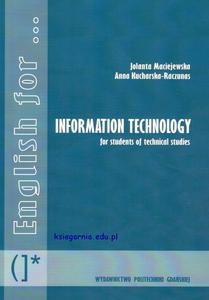English for Information Technology + p - 2619310657