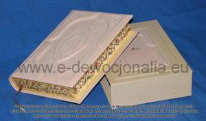 Pismo Święte z malowidłami i etui - 2825546097