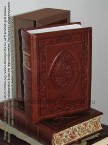 Pismo Święte z Matką Boską -bez malowideł - 2825546102