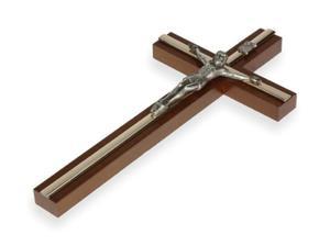 Krzyż na ścianę 16cm - kolorystyka do wyboru - 2844809077