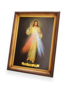 Obraz Jezu Ufam Tobie - 47x37 - 2844809120
