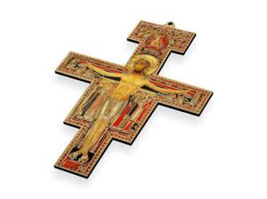 Krzyż z San Damiano - 21 cm - 2844809221