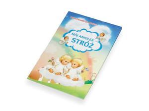 Modlitewnik dla dzieci - Mój Aniołek Stróż - 2844809312