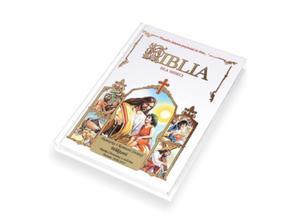 Biblia dla dzieci - grawerowana dedykacja - 2825546474
