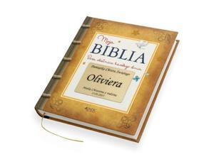 Moja Biblia z grawerowaną dedykacją (J) - 2867980491