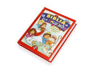 Biblia dla maluchów - 2825546565