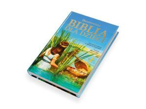 Ilustrowana Biblia dla dzieci. Vocatio - 2825546571