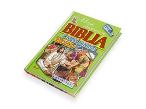 Moja pierwsza Biblia z naklejkami - 2825546581