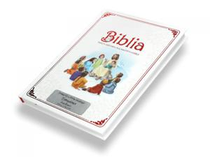 Biblia. Święta historia dla naszych dzieci + Twój grawer - 2825546617