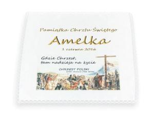 Szatka EDYCJA LIMITOWANA - z emblematem Chrztu Polski - 2825546771