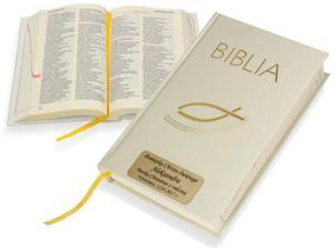 Biblia. Pamiątka Chrztu Świętego z Twoim grawerem! - 2843446195