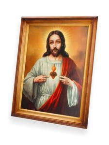 Obraz Serce Jezusa (N) - 47x37 - 2864342331