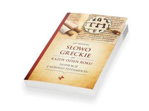 Słowo greckie na każdy dzień roku - 2850381558