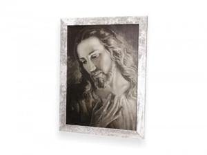 SEPIA Obraz Portret Jezusa z ram - 2860695903