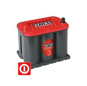 Akumulator Optima Red 44Ah 910A RTS 3.7 - 2843474774