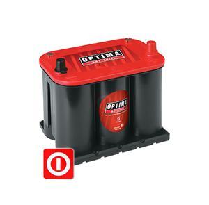 Akumulator Optima Red 44Ah 910A RTR 3.7 - 2843474775