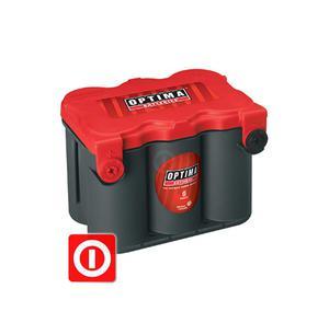 Akumulator Optima Red 50Ah 1000A RTF 4.2 - 2843474778